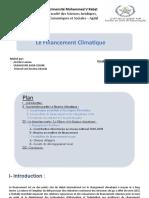 exposé sur le finance climat (1)