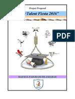 Talent Fiesta 2016