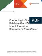 1215_ConnectingToOracleDatabaseCloudServiceFromInformaticaDeveloperOrPowerCenter_en_H2L