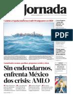 2021 01 03 Sin Endeudarnos Enfrenta Mxico Dos Crisis AMLO