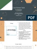 Leer Tech Company PPt
