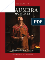Shaumbra Monthly - February 2011