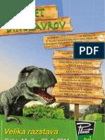 Planet Dinozavrov