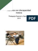 Intervención educativa en el alumnado con discapacidad física [Modo de compatibilidad]
