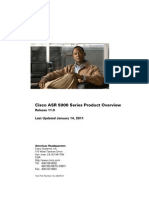Cisco ASR 5000 Series Product Overview