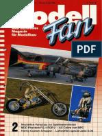 Modell Fan 1987-02