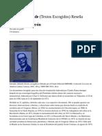 Salvador Allende (Textos Escogidos) Reseñas