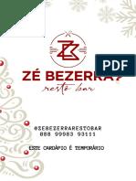 Cardapio Ze Bezerra (1)