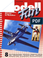 Modell Fan 1987-08