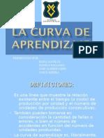 Factores II, Curva del Aprendizaje
