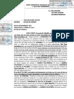 RESOLUCIÓN N.° 6 - 22 ENE 2021 - Exp. 03451-2019 (concede el uso de la palabra a Ernesto GAMARRA) Caso Mall Plaza Comas