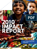 SBY 201 Impact Report