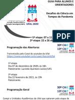 GUIA ALUNOS ENCONTRO CAICIT  UFAL 2020.pptx (1)