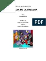 CARTILLA LENGUA CASTELLANA DE QUINTO DE PRIMARIA