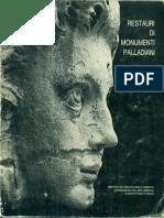 24 Restauri di Monumenti Palladiani