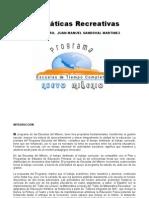 PROGRAMA DE MATEMATICAS RECREATIVAS MILENIO