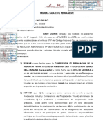 Res. n.° 05 _ 23 DIC 2020 - Expediente 3451-2019-CI. Proveído 29 DIC 2020. Firma DIG