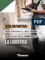 eBook Guia Definitiva Para Superar El Mas Grande Desafio de Un Ecommerce