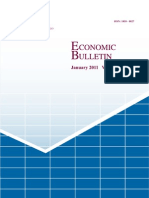 Economic Bulletin January 2011