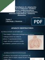 Cambios Fisiologicos en El Embarazo