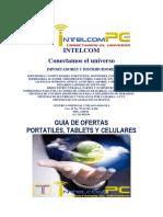 1.4. GUIA DE OFERTAS EQUIPOS PORTATILES, TABLETS Y CELULARES JUNIO 2.020