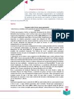 Proposta 10 - leitura no Brasil
