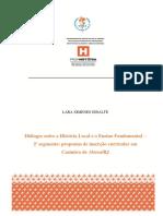 Dissertação PROFHISTÓRIA - LARA XIMENES - História Local
