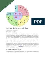 Leyes de La Electrónica