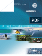 Bombardier Annual Report 2000