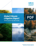 Global Climate Litigation Report