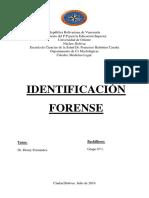 3. Identificación Forense I-2016. (1)