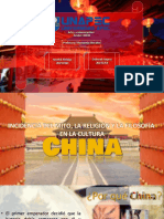 Incidencia Del Mito, La Religión y La Filosofía en La Cultura China
