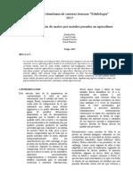 Contaminacion de Suelos Agricolas Por Metales 4AN
