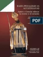 Bases pedagógicas agustinianas (comentario)