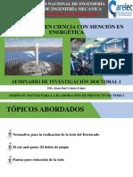Sesión 07 - Seminario de Investigación Doctoral i