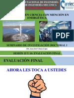 Sesión 15 y 16 - Seminario de Investigación Doctoral i
