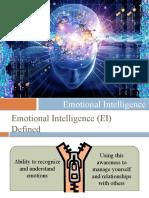 Emotional Intelligence Presentation