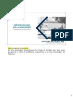 S04_Epistemología de La Educación