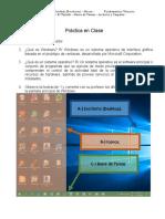 Práctica en Clase Fundamentos Técnicos Lección 2