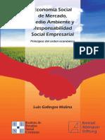 Libro Lecturas Economía Social de Mercado, Medio Amb y Resp Soc Empres MTU 2021- Dr. Alberto Patiño