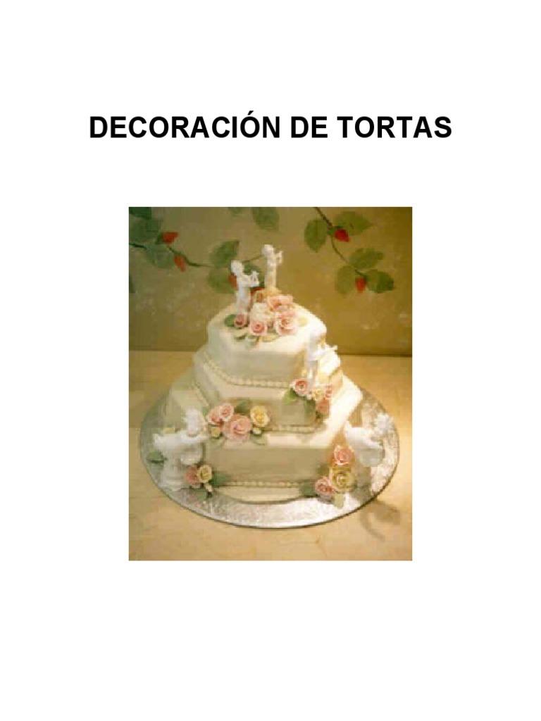 ILE DECORACIÓN DE TORTAS