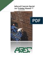 ICC Special Inspector Exam Training Manual_2008