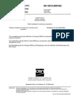 Извещение об изм. от 6.08.2008 к BS EN 10213_2007