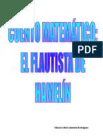 Cuento matemático El Flautista de Hamelin