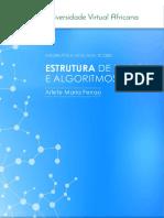 ITI 2300 Estrutura de Dados e Algoritmos1