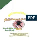 Majlis Anugerah Sri Perdana