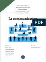 exposé communication