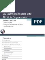 Mi Vida Empresarial Project Proposal