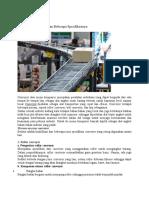 Conveyor Dan Spesifikasinya K10