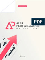 Ebook Alta Performance na Prática
